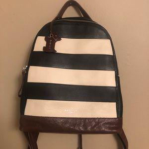 Radley London zip top babington small backpack
